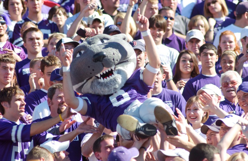 K-State Willie the Wildcat