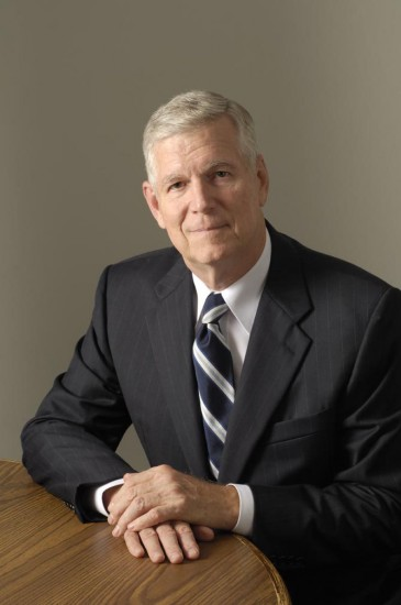 Richard B. Myers, President