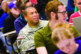 Military at K-State