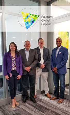 Fulcrum Global Capital Partnership with K-State Office Park
